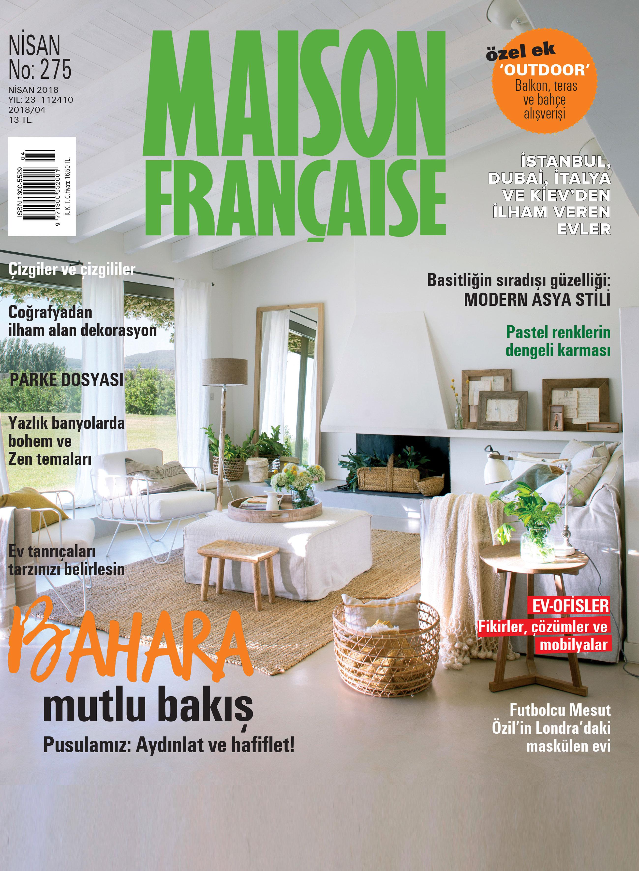 Maison Francaise 2018