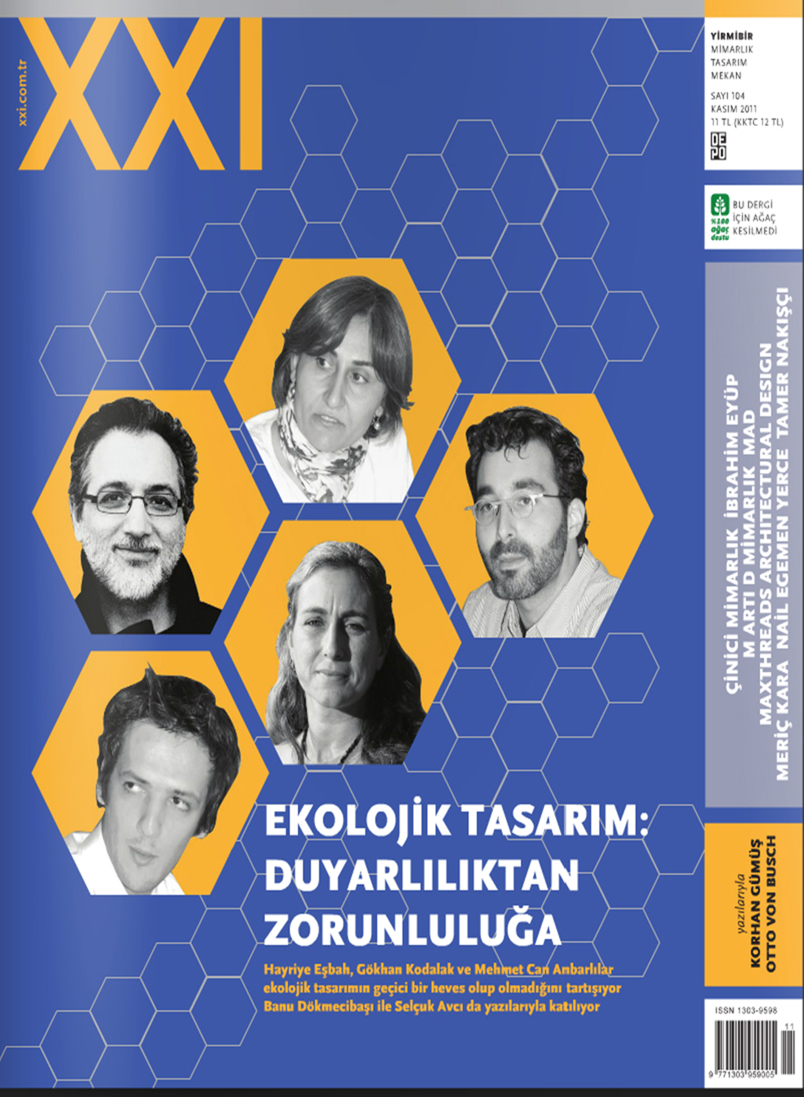 XXI 2011