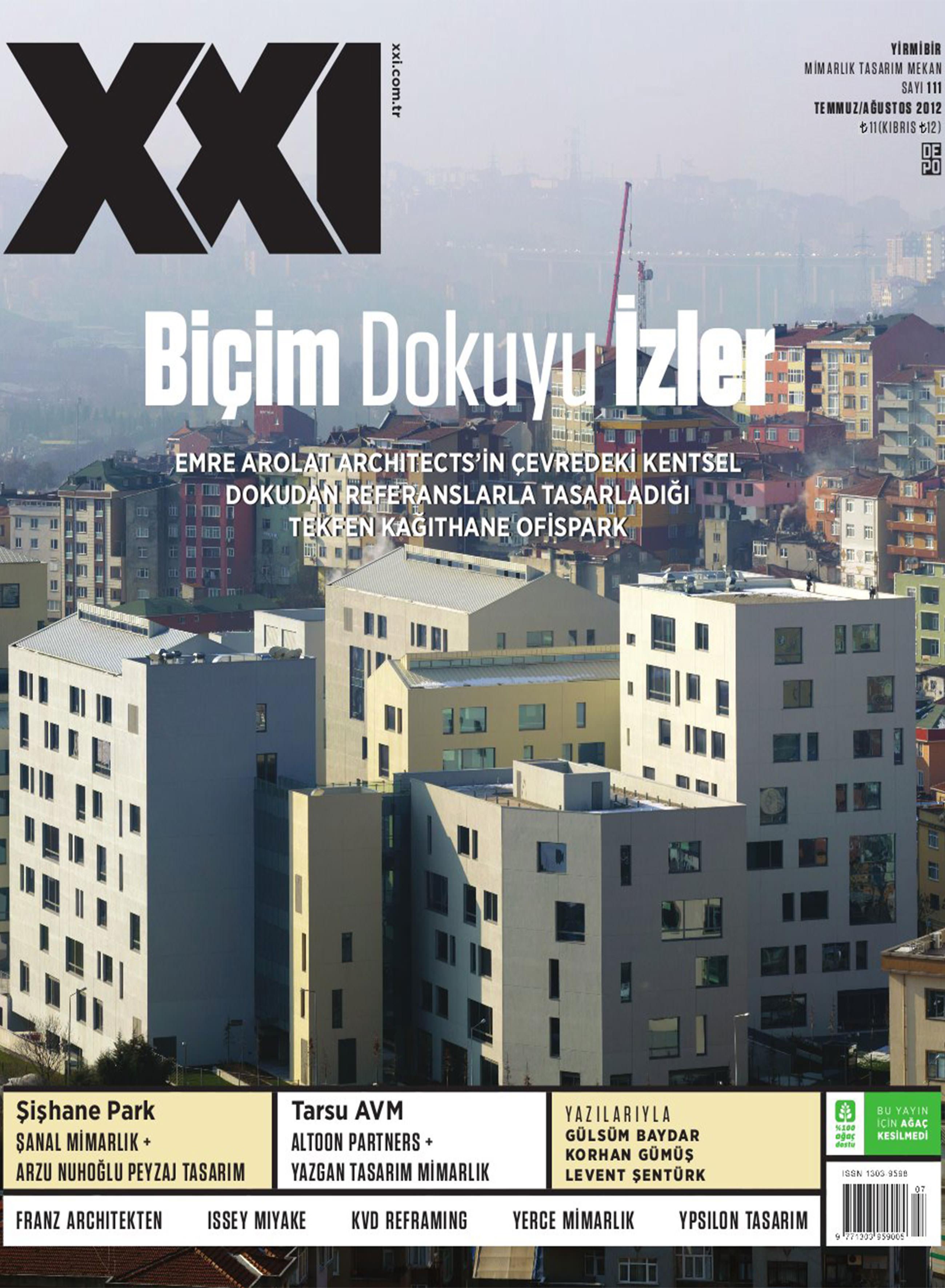 XXI 2012 I Temmuz