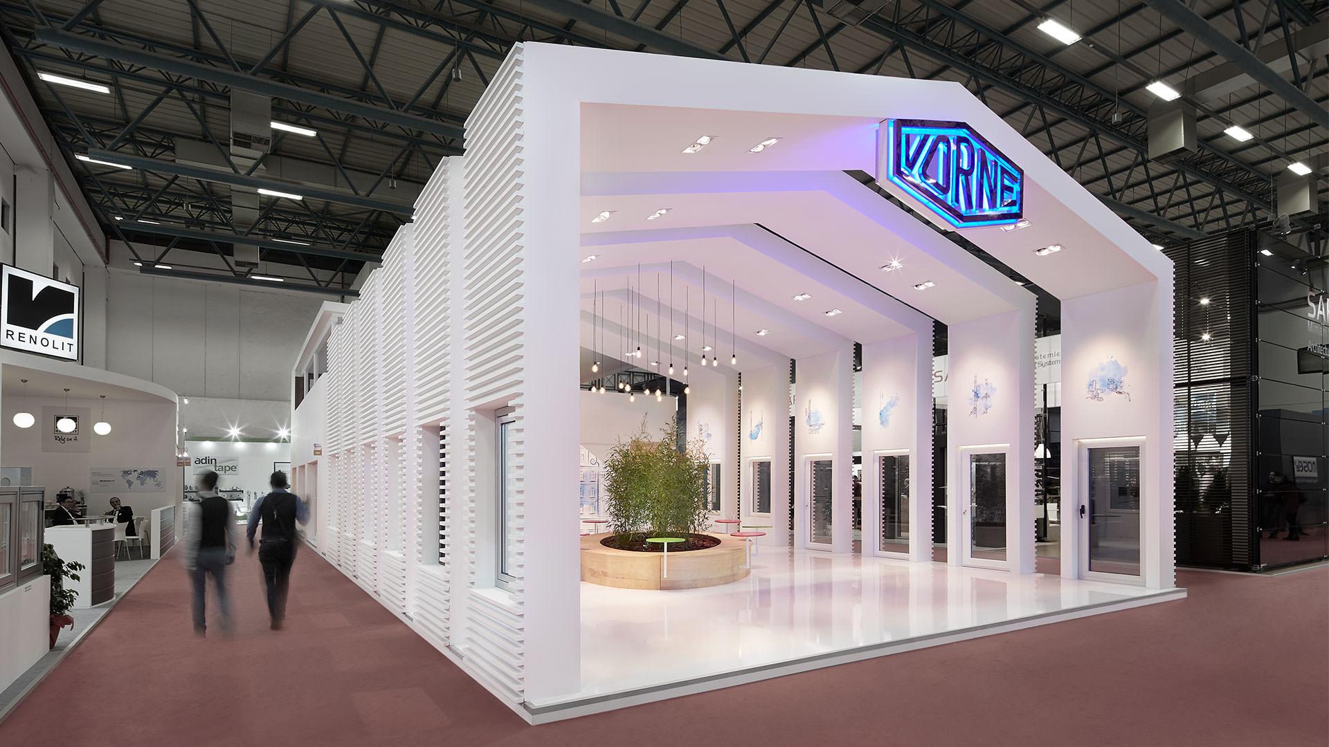 Vorne İstanbul Kapı Pencere Exhibition