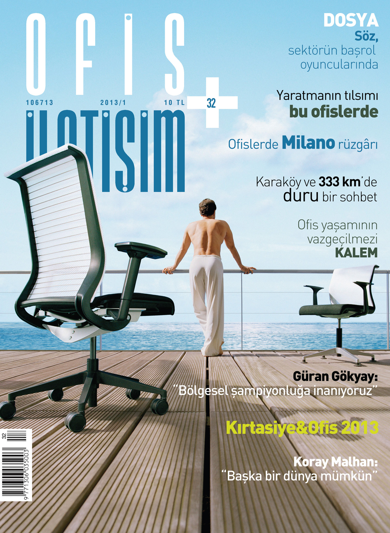 Ofis+İletişim 2013