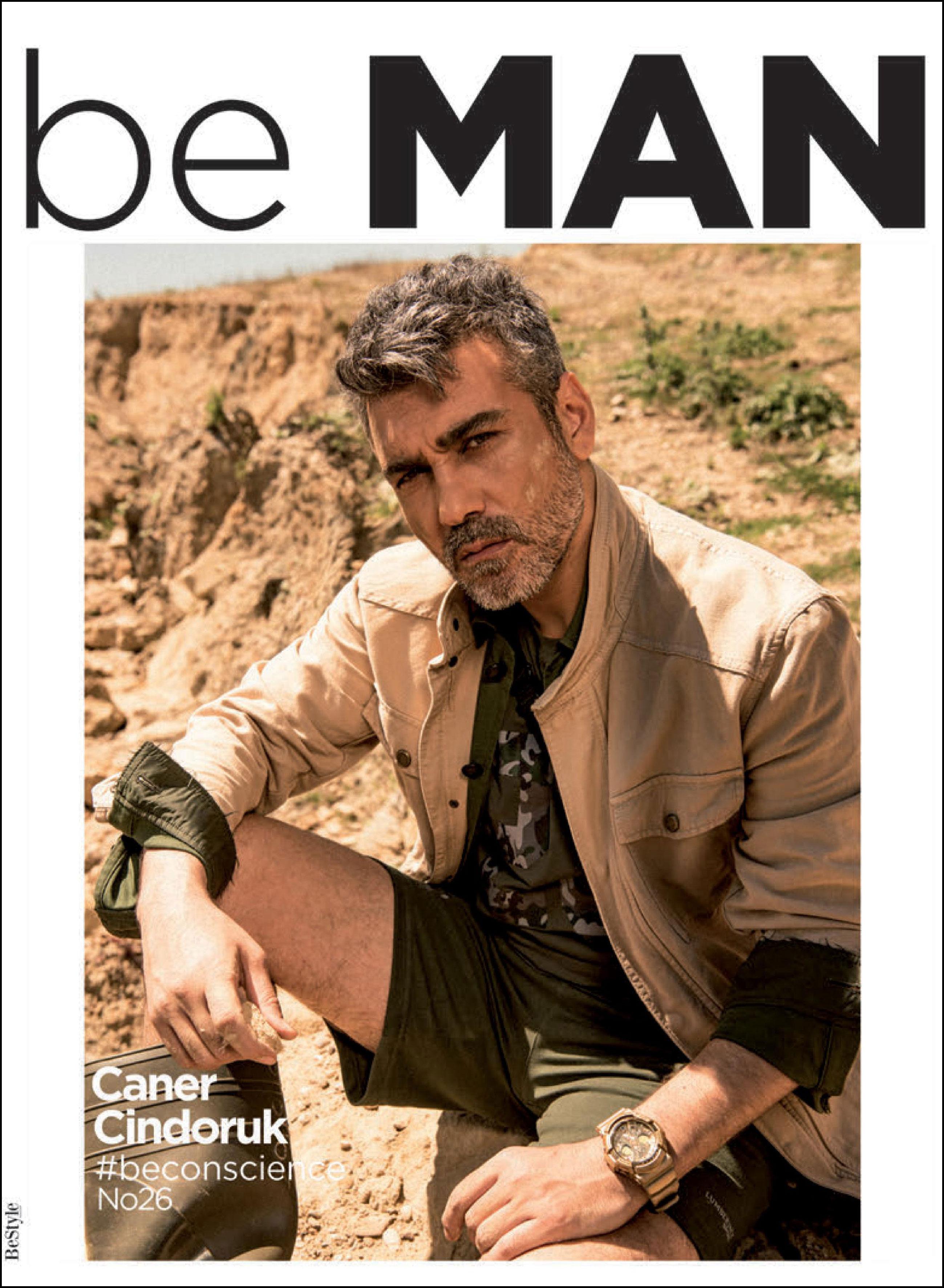be Man